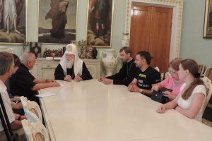 Київ-Ватикан: відбулись переговори з міжнародними представниками Карітас