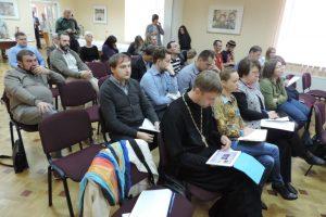 Про виклики війни: участь Відділу в круглому столі «Церква в умовах війни»