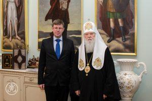Зустріч з Послом Литви в Україні