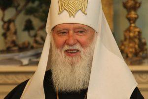 Я хочу, щоб Київ полюбив цих дітей – Патріарх Філарет на зустрічі з Пластом та дітьми зі Сходу