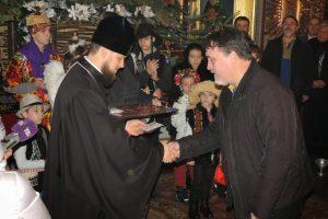 Нагорода для пам'яті. У Михайлівському соборі вручили медалі відданим волонтерам
