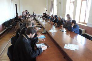 Відділ соціального служіння взяв участь у зустрічі з мером Києва Віталієм Кличком