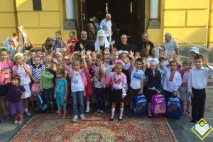 Понад 800 дітей отримали Ранець Доброти