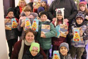 Різдвяні канікули для дітей зі Сходу