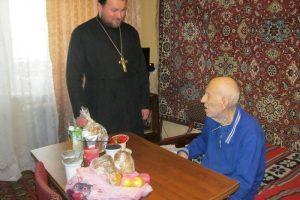 У Миколаєві із Великоднем привітали інвалідів війни – визволителів міста