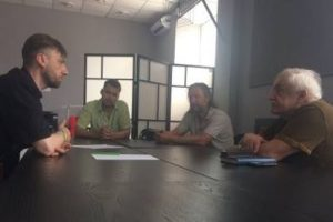 Духовенство проти СНІДу: круглий стіл у Маріуполі