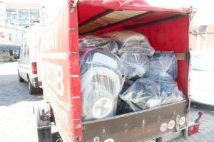 На Донбас відправили чергову благодійну допомогу