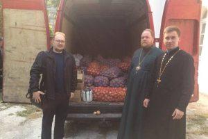 Запорізька єпархія надала гуманітарну допомогу для Дому милосердя Донецької єпархії