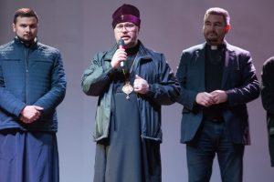 У Михайлівському Золотоверхому монастирі говорили про проблеми паліативної допомоги в Києві