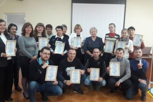 У Івано-Франківську пройшов тренінг по паліативу
