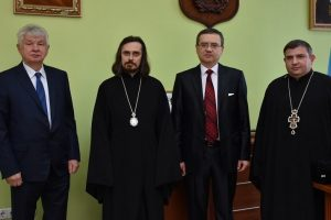 При церкві святого Миколая у Тернополі планують створити реабілітаційний центр для дітей з ДЦП