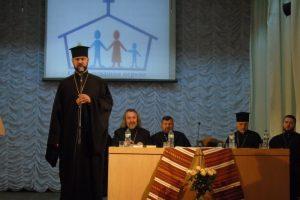 Єпископ Юліан взяв участь у богословсько-просвітницькій конференції «Cім'я – домашня церква»