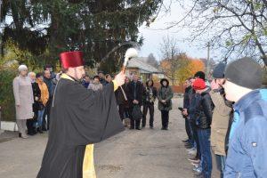 Призовників Тростянецького району з молитвою провели до лав ЗСУ