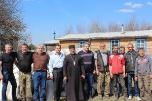 Духовенство Житомирської єпархії ПЦУ надає допомогу постраждалим від пожеж