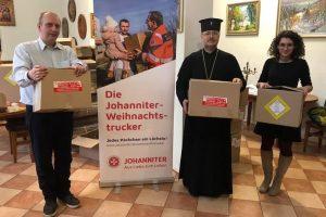 Донецька єпархія ПЦУ разом із партнерами з Німеччини здійснили благодійну допомогу