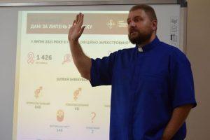 Релігійні спільноти Дніпра долатимуть стигму і дискримінацію ЛЖВ