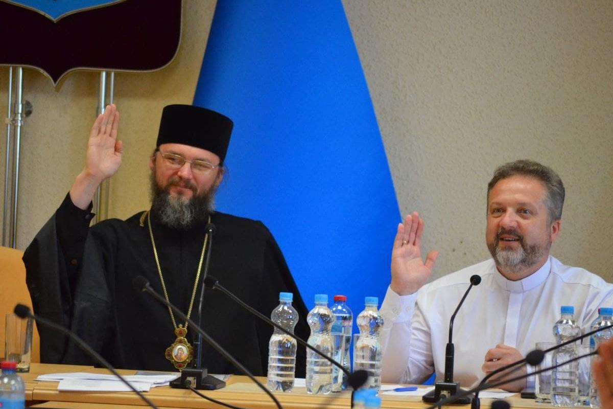 В Полтаві створили підрозділ Асоціації капеланів